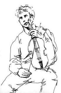 Eduardo El Bohemio Violinista